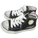 Daisy high top sneakers