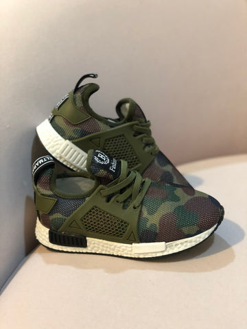Camouflage XDII sneakers