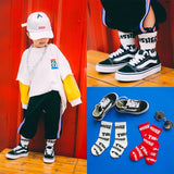 Streetwear ankle socks