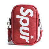 Spur star messenger bag