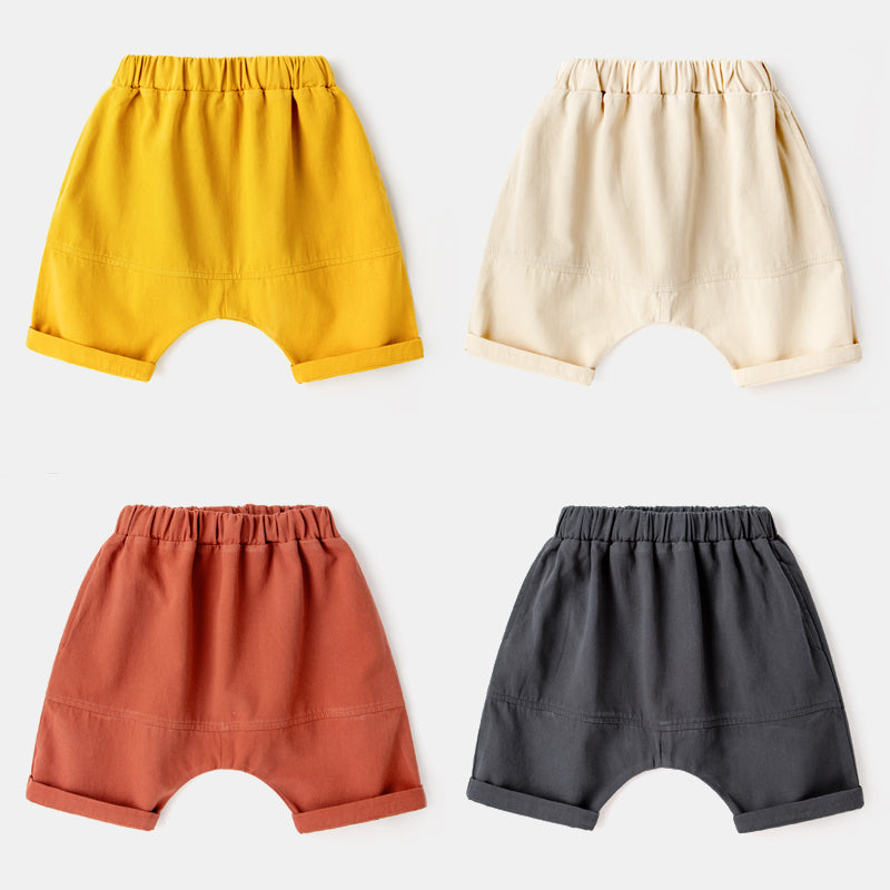 Summer basic shorts