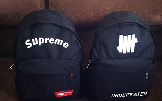 SUP + Undefeated Backpack