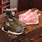 XDII camo B Fashion sneakers