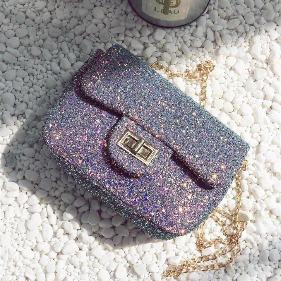 Glitters issue bag