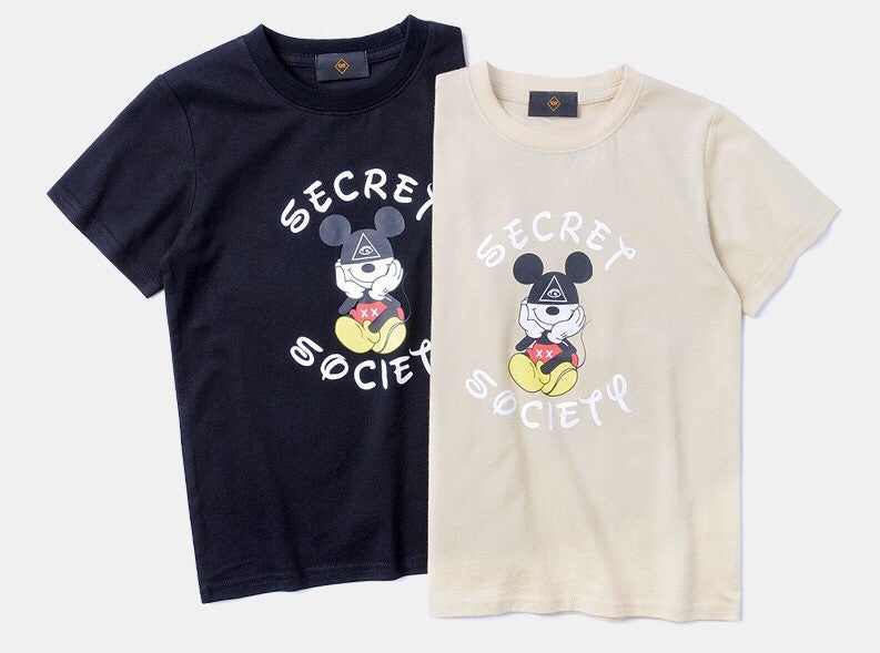 Secret Society Mousie Tshirt