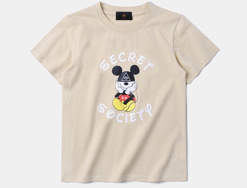 Secret Society Mousie Tshirt – Fashion for Your Kids