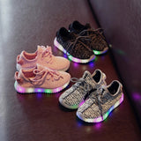 FFYK low top collection with LED sole