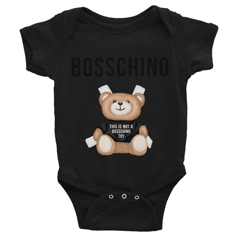 BOSSCHINO Infant Bodysuit