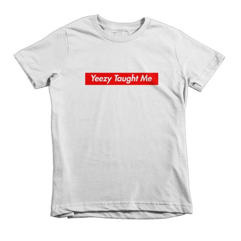 Taught me kids t-shirt
