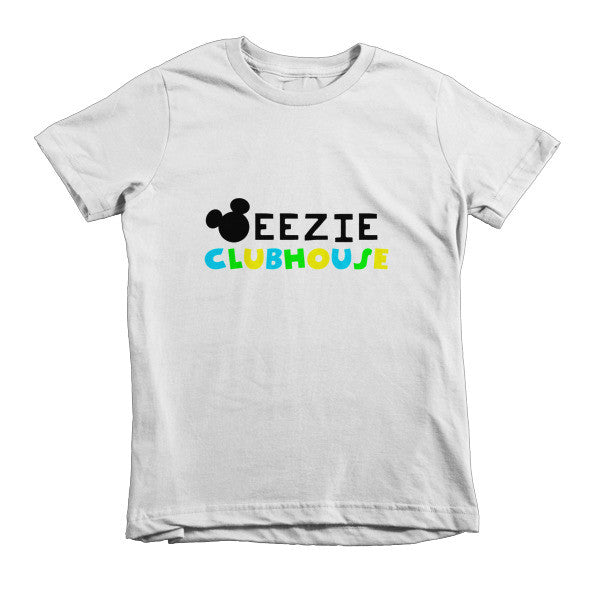 Clubhouse kids t-shirt