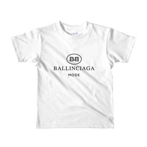 Ballinciaga Short sleeve kids t-shirt