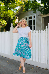 Grace Wrap Skirt:  Pre Order April