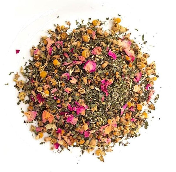 Organic Bed Time Tea Blend