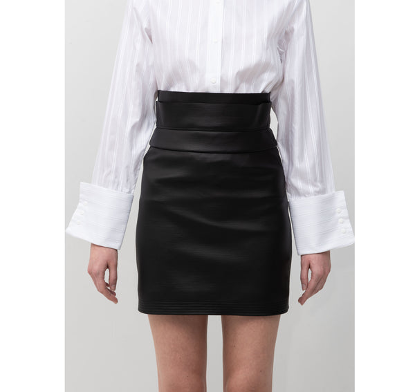 SEGUE High-waist Short Skirt