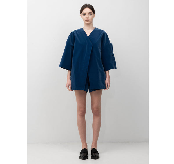 SEGUE Oversized V-Neck Jacket / Dress