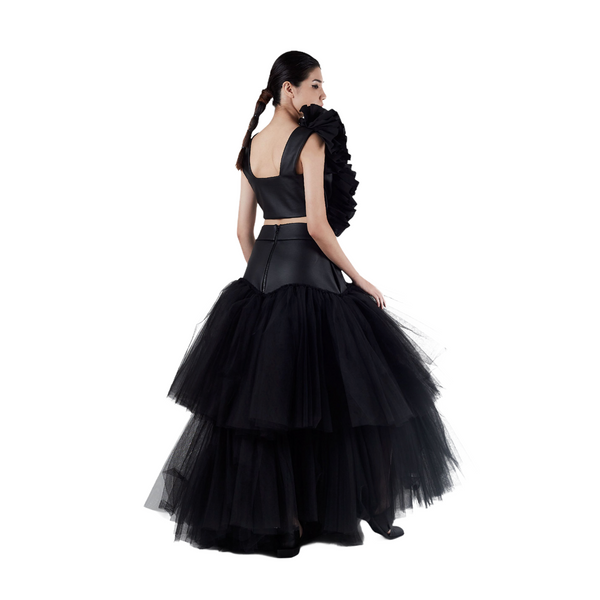AMAP Op. 1 Forte Dramatic Tulle Skirt | MTM