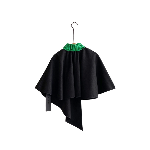 UNERWARTET, ICH Stylish Wool Cape
