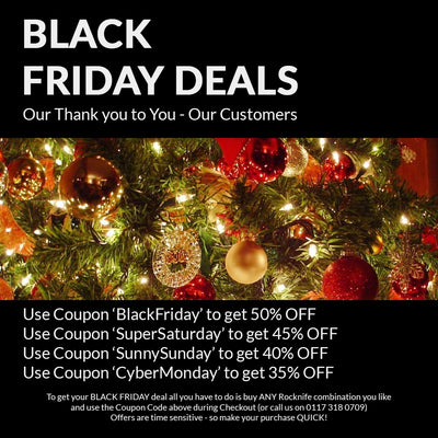 Black Friday Sale Goes Ahead with Biggest Discounts Ever!