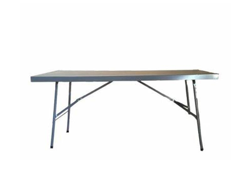 CAT001 - Rectangular Steel Table- Standard Duty (0.7mm steel top)-Tables-Moolla Furniture Corp CC