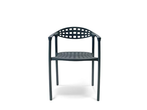 Luna Armchair (Cast Aluminium)-select chairs-Moolla Furniture Corp CC