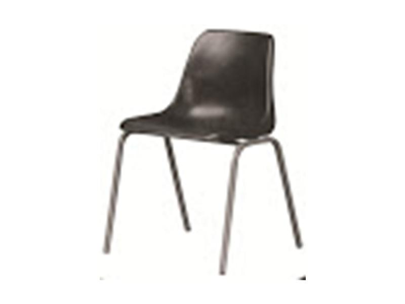 SFC002 - Polyprop/ School Chair-Junior Recycled Seat-Plastic Chairs-Moolla Furniture Corp CC