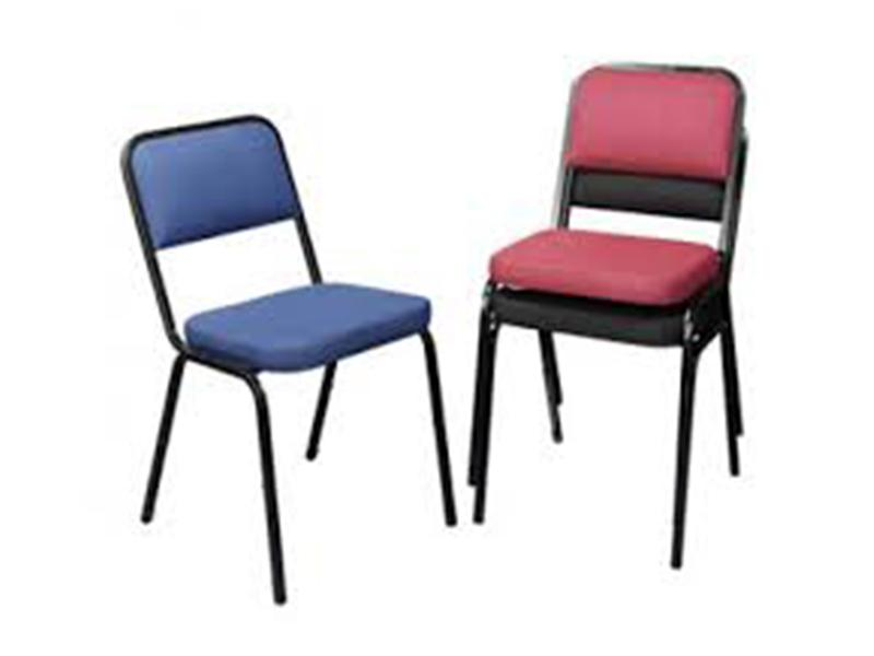 RIC002 - Rickstacker Chair- Heavy Duty (22mm Tube)-Plastic Chairs-Moolla Furniture Corp CC