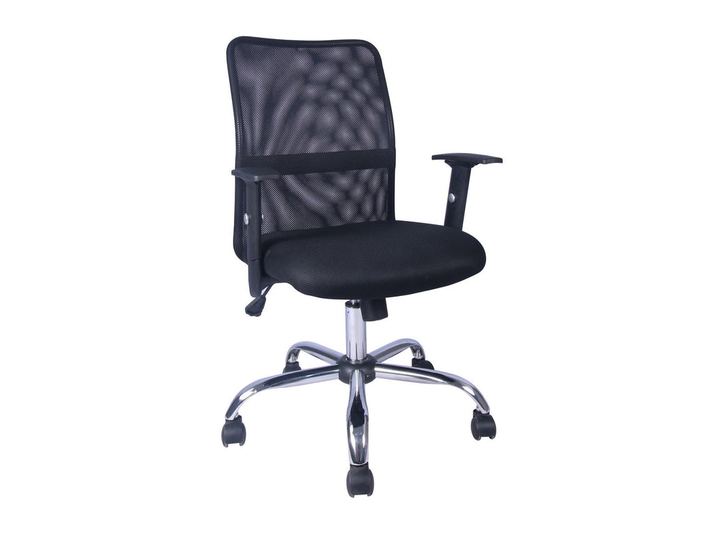 Office Norway Midback Chair (Mesh Chair)-Office Chairs-Moolla Furniture Corp CC