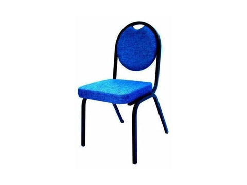 CON005 - Conference Chair (Round Back)-Plastic Chairs-Moolla Furniture Corp CC