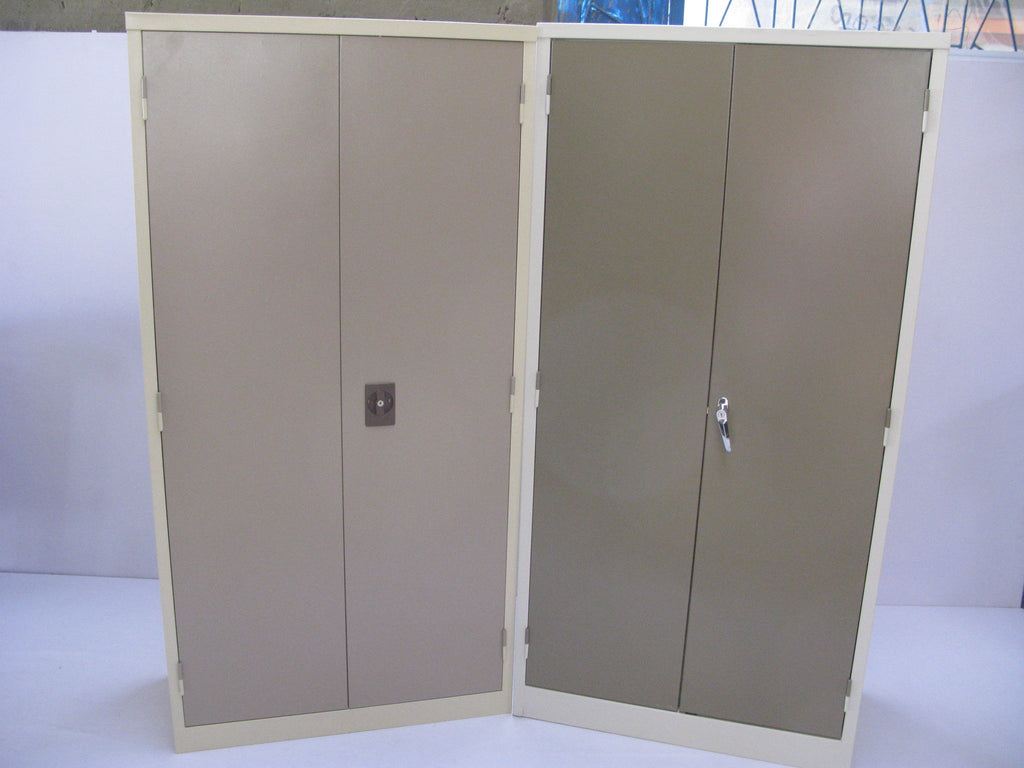 STA001 - Stationery Cupboard ( 1800mm x 900 x 450mm Wide Local)-Steel Furniture-Moolla Furniture Corp CC