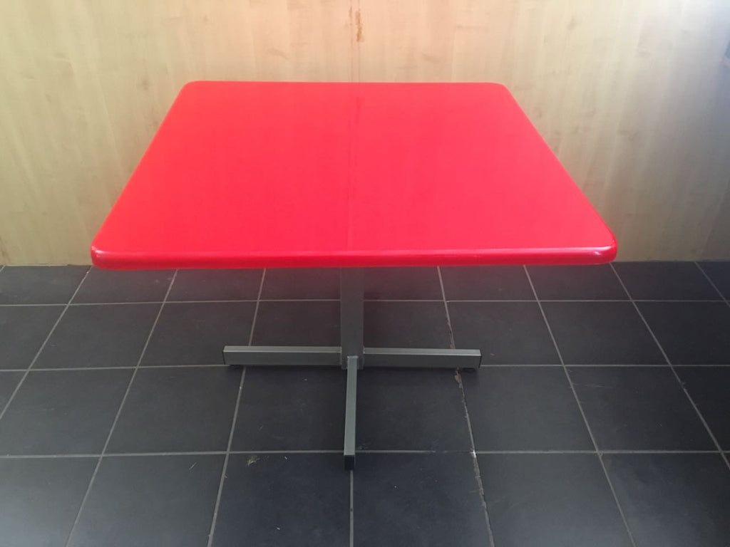 TOP001 - Cafe' Square /Rec Table Top- Fibreglass (top only)-Tables-Moolla Furniture Corp CC