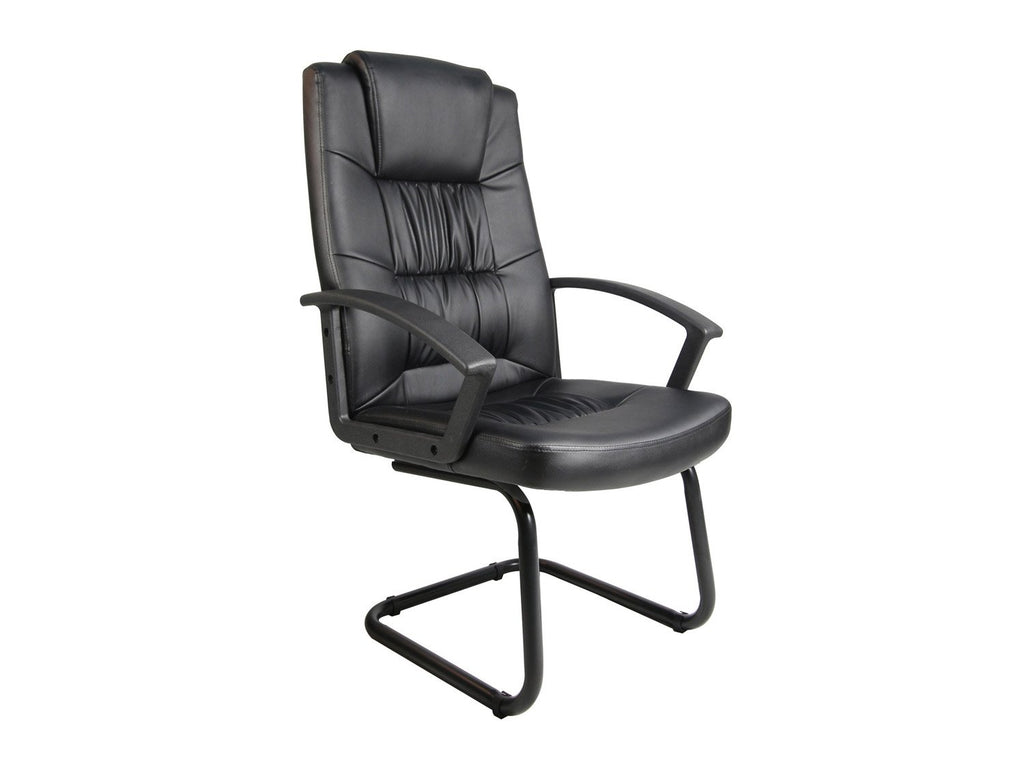 Office Como Visitors Chair-Office Chairs-Moolla Furniture Corp CC