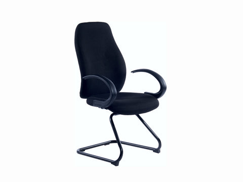Ergo 200 Visitors Chair-Office Chairs-Moolla Furniture Corp CC