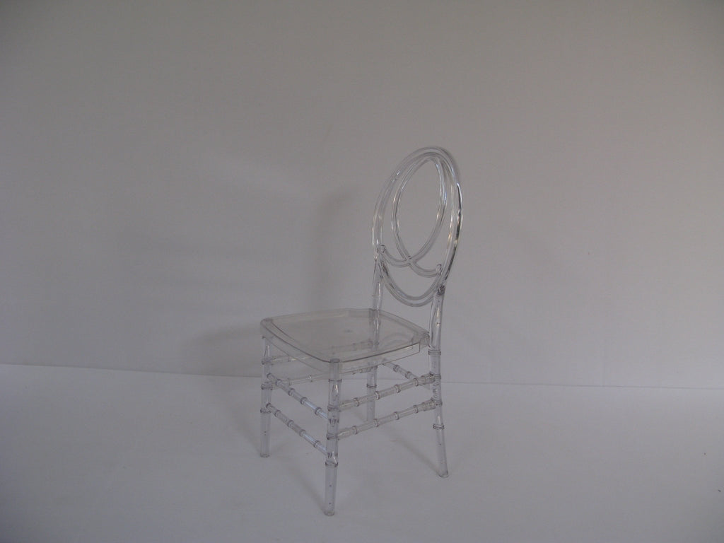 PHO001 -Phoenix Chair- Senior (Clear)-Plastic Chairs-Moolla Furniture Corp CC