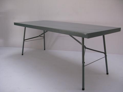 CAT004 -Rectangular Steel Table -Heavy Duty (0.7mm steel top)-Tables-Moolla Furniture Corp CC