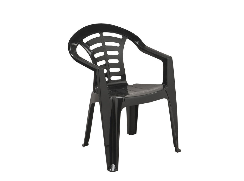 MAD001 - Garden Low Back Chair- Madrid Recycled-Plastic Chairs-Moolla Furniture Corp CC