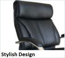 Office Stanford Visitors Chair-Office Chairs-Moolla Furniture Corp CC