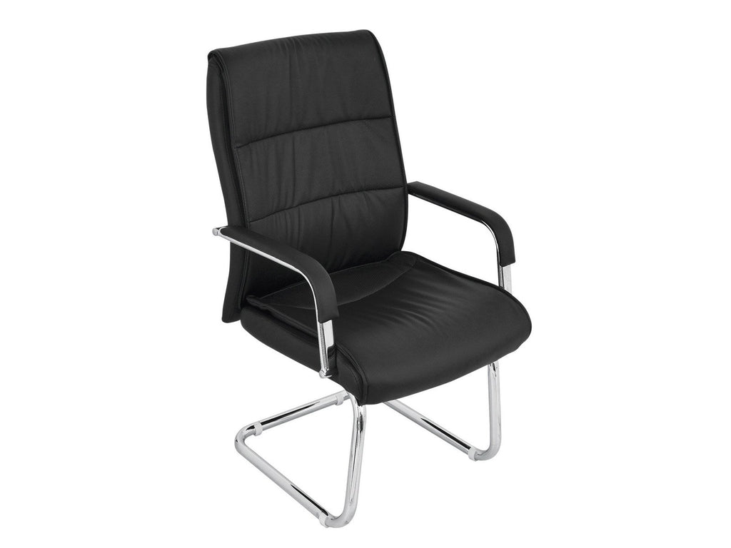 Office Vega Visitors Chair-Office Chairs-Moolla Furniture Corp CC