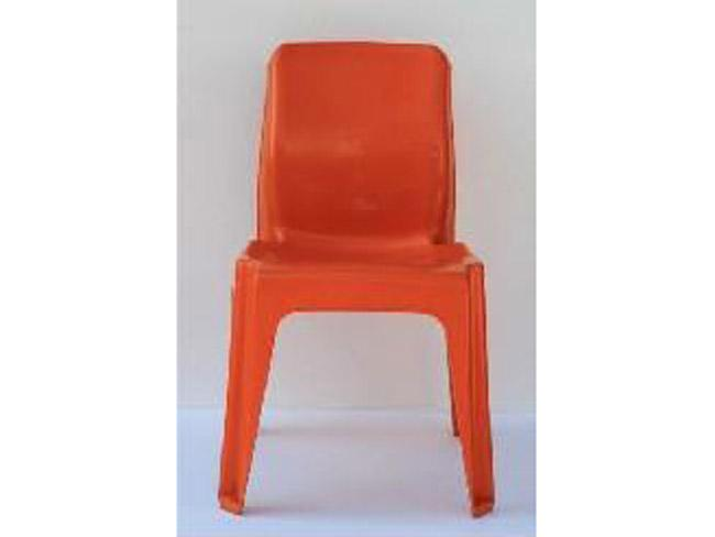 THA001- Thandi Plastic Chair ( lime green/ yellow/red/orange)-Plastic Chairs-Moolla Furniture Corp CC