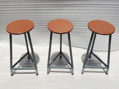 LAB003 - Laboratory stool-Supawood seat-School Furniture-Moolla Furniture Corp CC