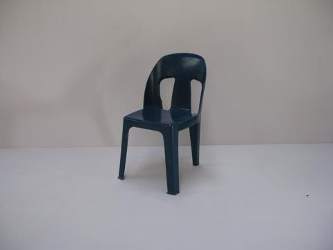 AFR005 Afri Chair Heavy Duty Recycled (Black)-Plastic Chairs-Moolla Furniture Corp CC