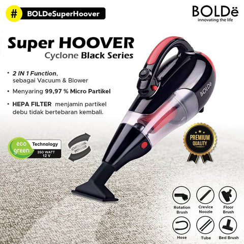 a Flash SALE Super HOOVER Black Series