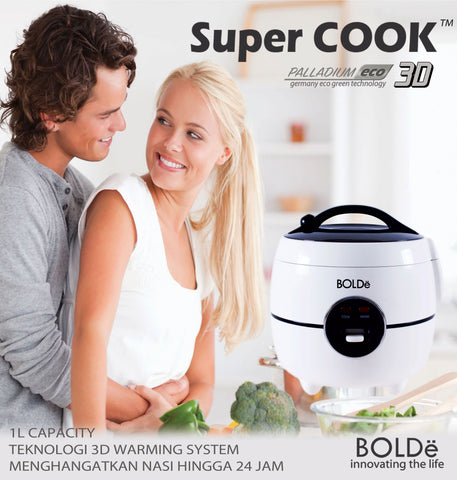 Super COOK 3D Palladium ECO