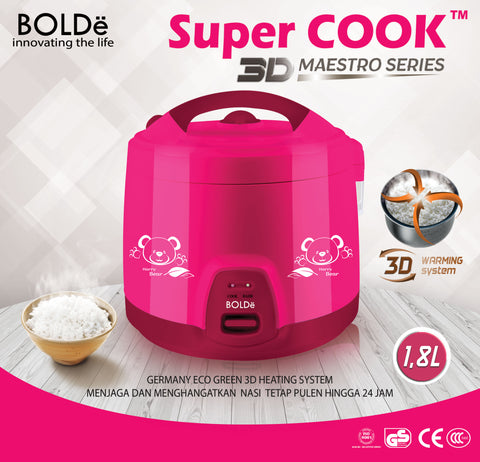 Super COOK 3D Maestro Series