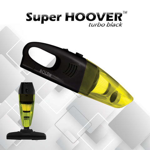 Super HOOVER TURBO BLACK Series