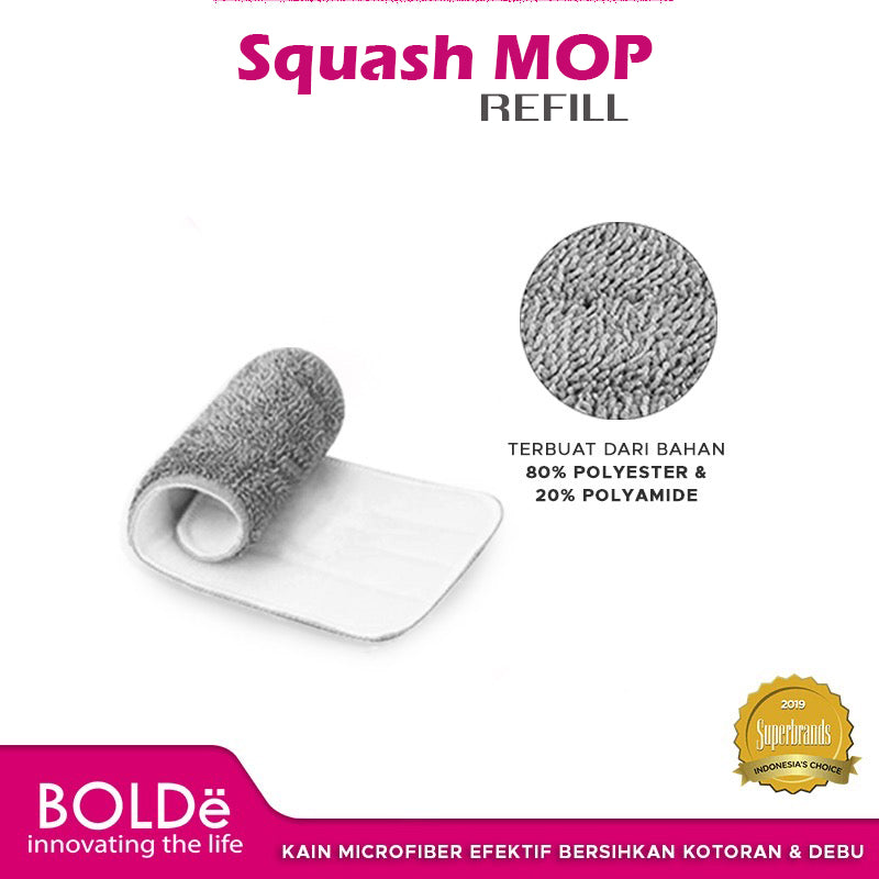 Refill Squash MOP EXTREME