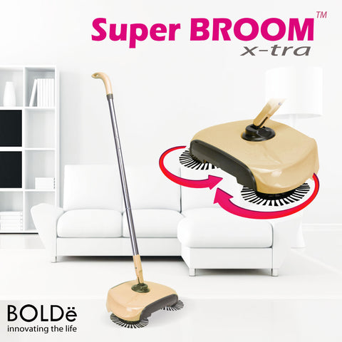a Flash SALE Super BROOM X-TRA