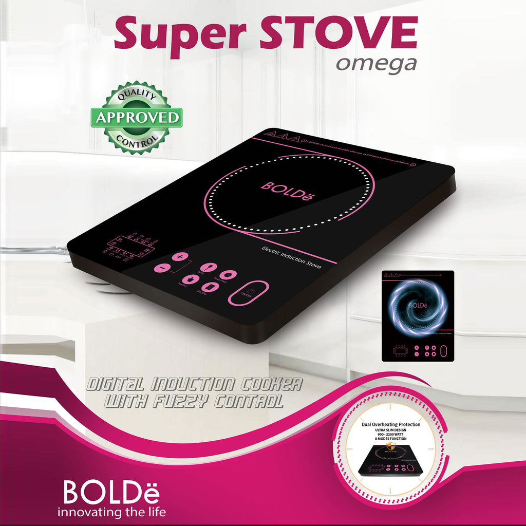 Super STOVE  Digital Induction Coooker