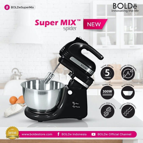 Super MIX SPIDER ( standing mixer )
