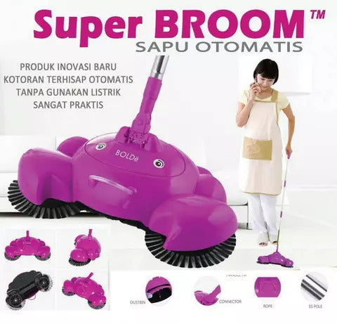 a Clearance SALE Super BROOM