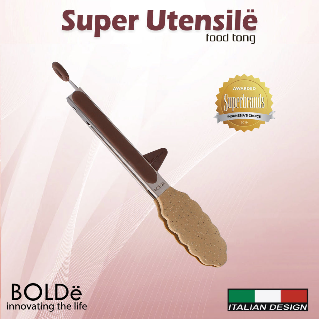 Super UTENSILE Granite Series FOOD TONG